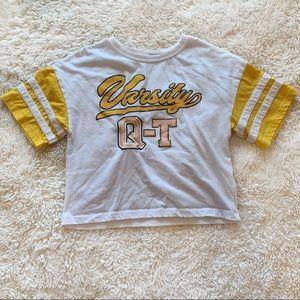 Girls varsity art class t shirt size medium 7 / 8